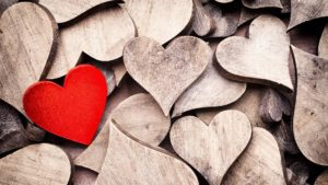 Wooden-hearts-beautiful-love-HD-wallpapers